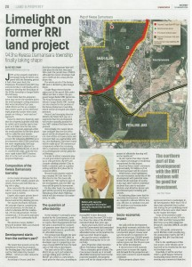 18.01.14 - Limelight on former RRI Land Project - StarBiz_RM117335-50-1