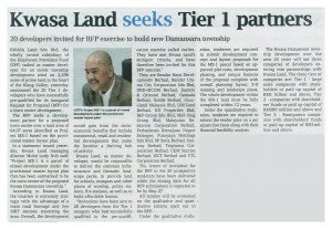 04_03_14 - Kwasa Land seeks Tier 1 partners - The Malay Mail-1