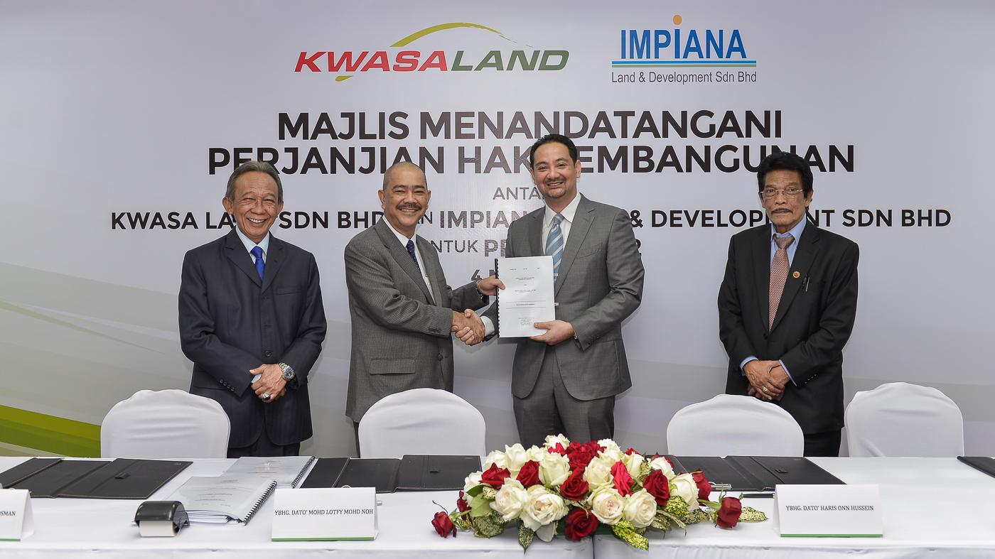 Kwasa Land Impiana Land R3-2 Signigng _MWV6174